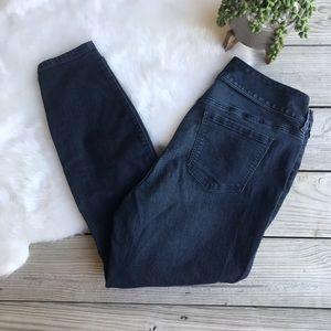 Torrid dark wash jegging jeans